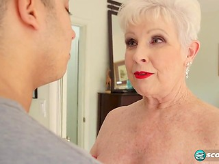 Forcing fucked old mom Mature Moms TV