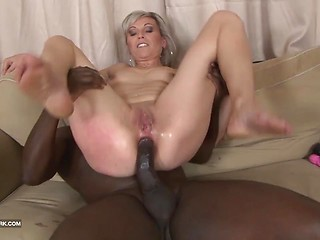 Blonde mom and black men porn pics galleries 353