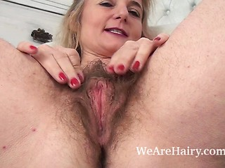 Mature hairy pussy big ass