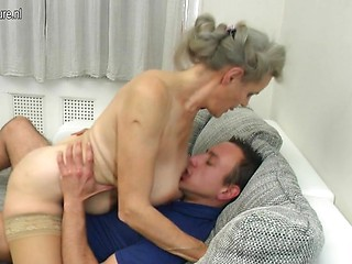 Big cock mature sex